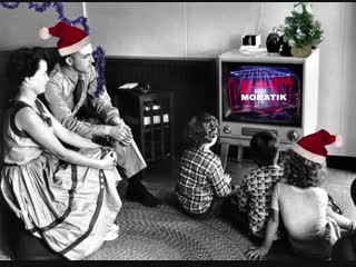 Новый год с MONATIK  Анонс