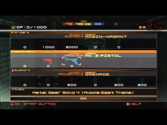 Metal Gear Online Last Day. Прощай MGO [MGS4]