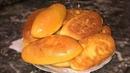 Пирожки с яйцом и зеленым луком. Пирожки жареные и в духовке.