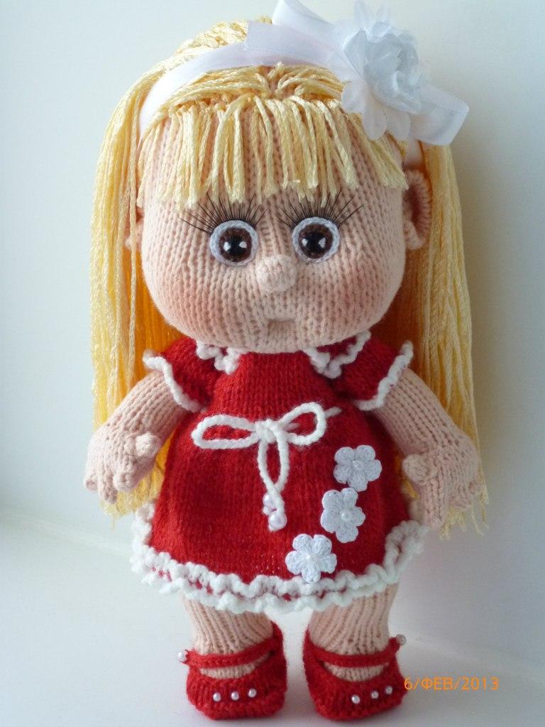 Как связать куклу своими руками фото 397