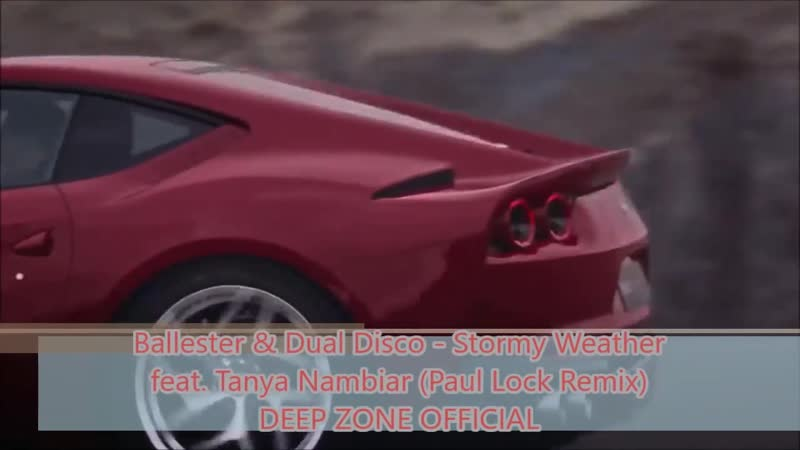 Ballester Dual Disco - Stormy Weather feat. Tanya Nambiar (Paul Lock Remix)