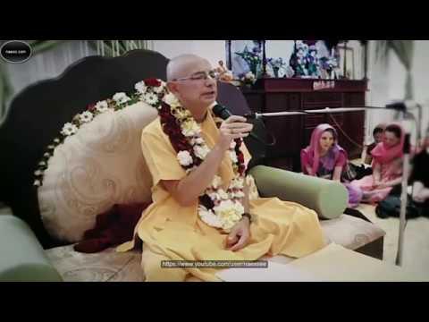 Бхакти Вигьяна Госвами Махарадж (Вадим Тунеев) - Ступени духовного развития (Часть 2)