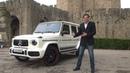 НОВЫЙ ГЕЛИК G63 AMG Mercedes тест AUTOPANORAMAap.by