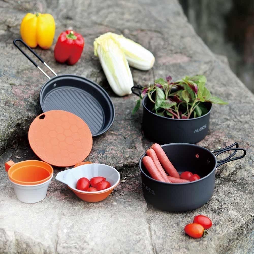 Портативная посуда для пикника -