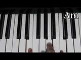 Как играть Сектор газа Туман на пианино