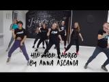 Hip-hop choreo By Anna Ascania (J-Dance Studio)