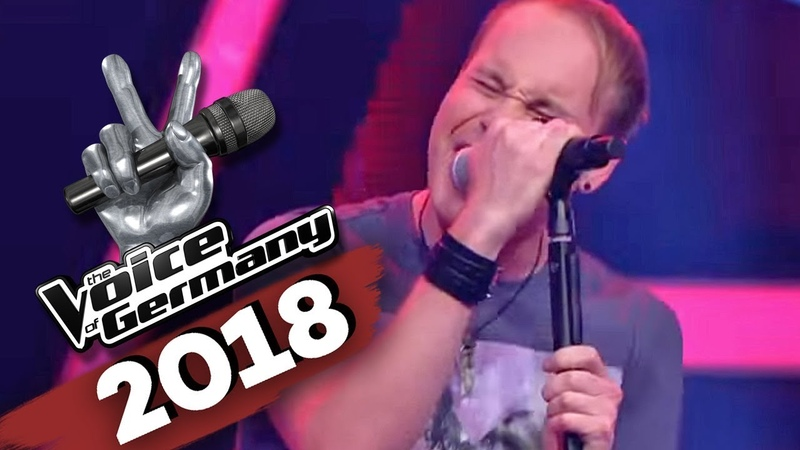 Kaleo - Way Down We Go (Andreas Hauser)   The Voice of Germany   Blind Audition