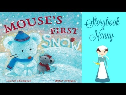 Mouse's First Snow | Kids Books Read Aloud