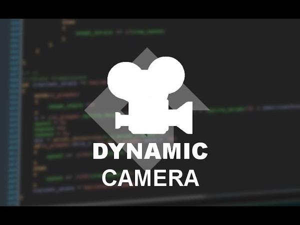 Game Maker Studio 2 || Smooth Dynamic Camera