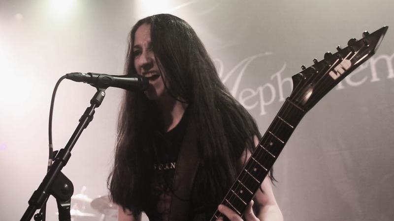 AEPHANEMER - Memento Mori (OFFICIAL VIDEO) [Melodic Death Metal 2017]