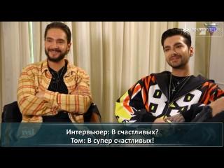 24.05.2018 - red. vom - интервью после финала germanys next topmodel [part 1]