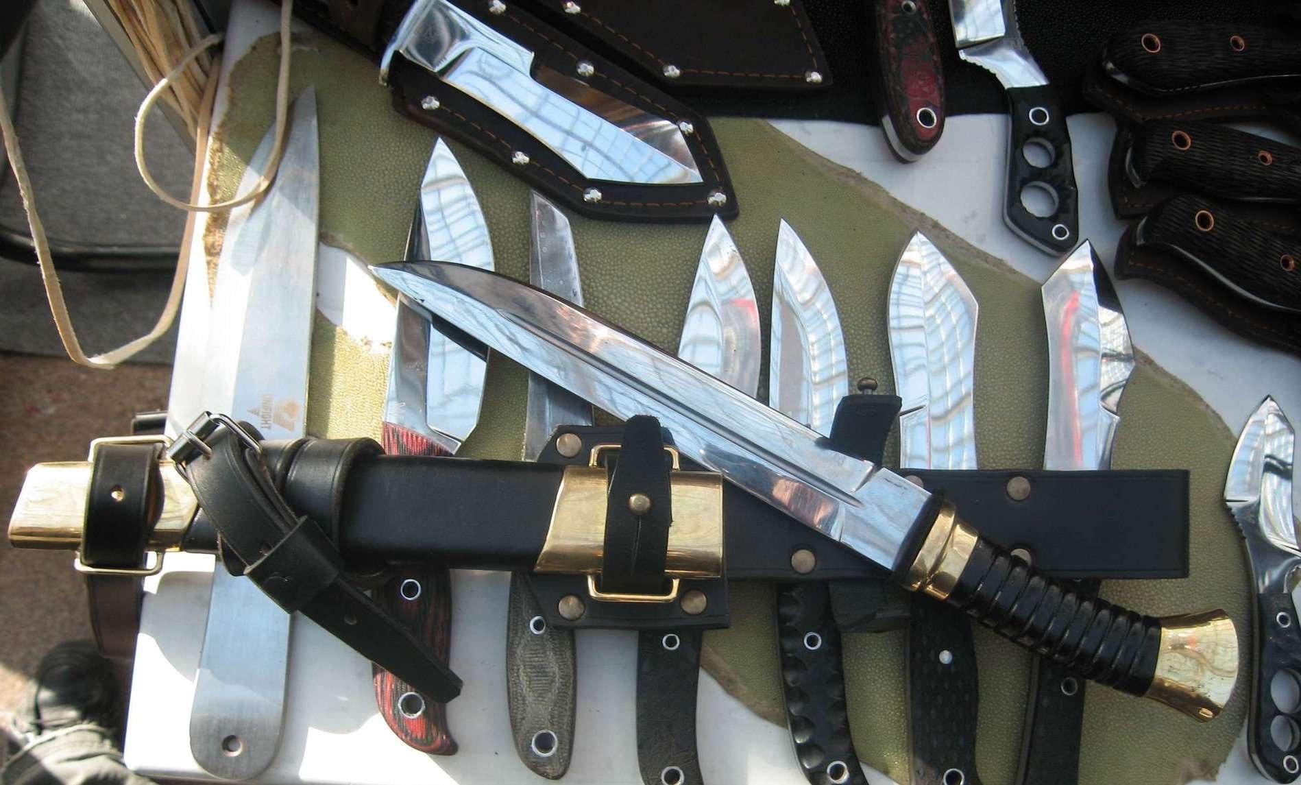 Пластунский нож LXdk5qA4e_Y