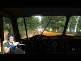 Mechanic ЕДУ НА БАЙКАЛ - СИМУЛЯТОР ДАЛЬНОБОЙЩИКА - СУРОВАЯ РОССИЯ в EURO TRUCK SIMULATOR 2 + РУЛЬ