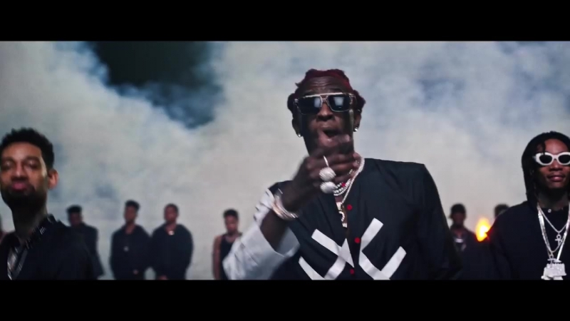 Young Thug, 2 Chainz, Wiz Khalifa PnB Rock – Gang Up (The Fate of the Furious- The Album) [VIDEO].mp4