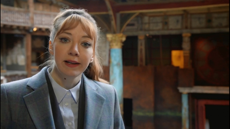 """Cunk on Britain """"Cunk on Shakespeare """" (BBC Two 2016 UK)(ENG)"""