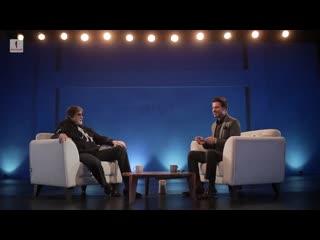 Unplugged ¦ Episode 1 ¦ Amitabh Bachchan ¦ Shah Rukh Khan ¦ Badla Promotions