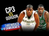 Young Chris Paul vs Ben Gordon Duel 2008.03.17 - Gordon With 31 Pts, CP3 With UNREAL 37 Pts, 13 Ast!