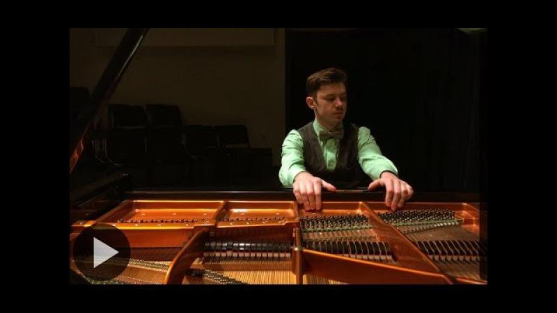 Joseph Haydn, Sonata in G major, Hob. XVI:11 (Andrei Andreev) Андрей Андреев