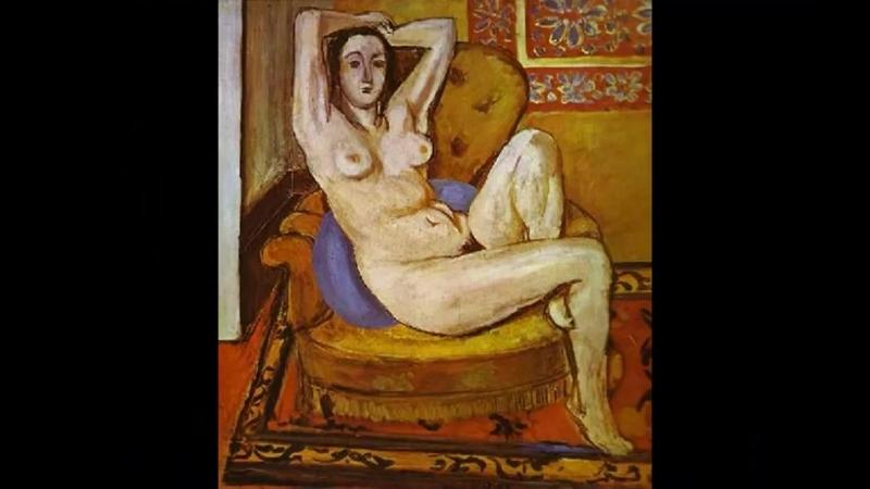 Французский художник-импрессионист Анри Эмиль Бенуа Матисс. 1869 -1954_