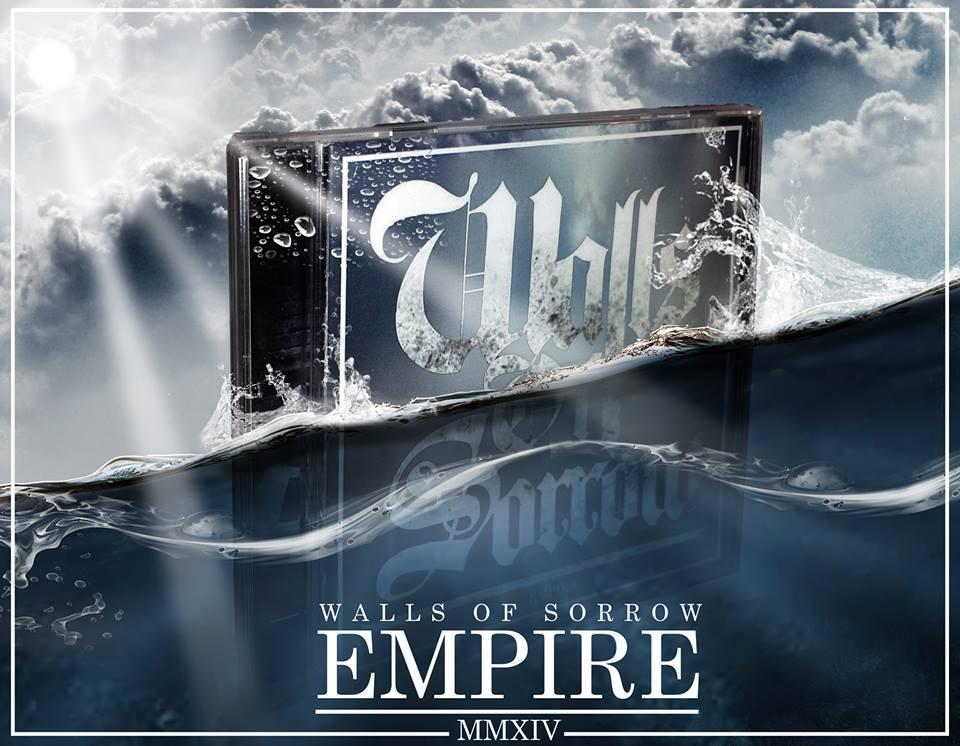 Walls Of Sorrow - Empire (2015)