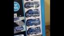 Парковка игрушка гараж детский Полиция 5 машин, арт. FJ-609