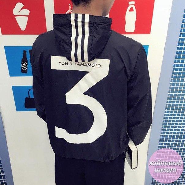 Куртка adidas x Yohji Yamamoto