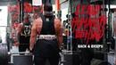 MUTANT - LHB / IFBB Pro Dusty Hanshaw's Off-Season - Episode 3, Back Bis