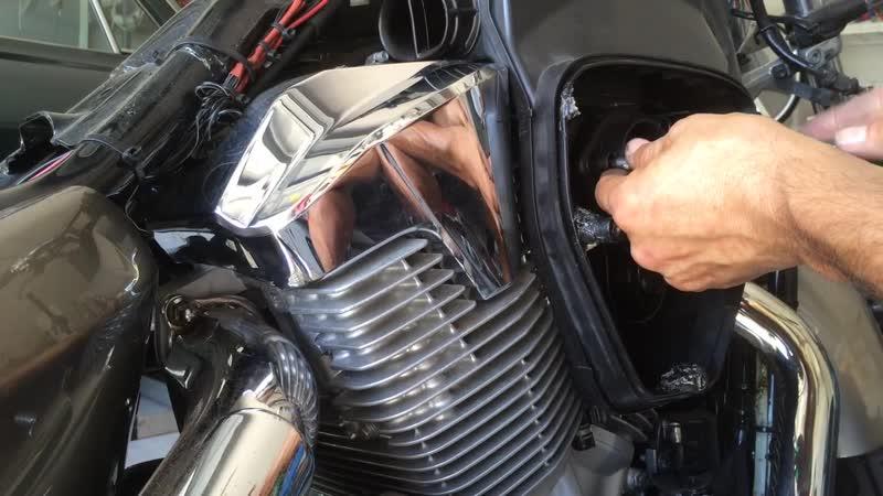 How To- Honda VTX 1300 Carburetor Cleaning Part 2