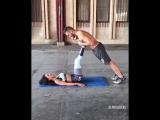Тренировка в паре