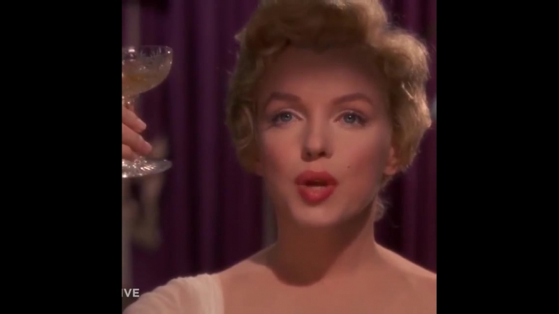 Marilyn as Elsie Marina in The Prince and the Showgirl 1956