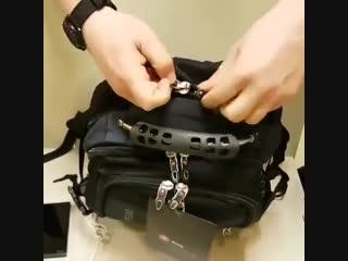 Качественный рюкзак и часы в подарок