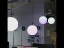 Kinetic Led Sphere robotmoda