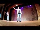Театр Танца Антна Косова отрывок из спектакля Юморианцы или Смешные мучения хореографа