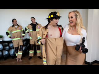 Brazzers Brandi Love - Red-Hot Calendar Shoot NewPorn2020