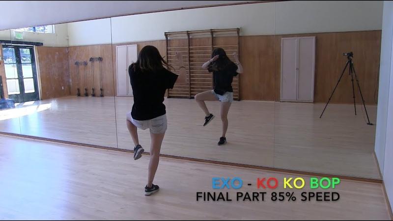 [Eclipse] EXO - Ko Ko Bop Full Dance Tutorial