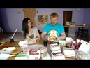 ВСЕ БУРГЕРЫ МАКДАКА ЗА РАЗ. CheatMeal Challenge 3. McDonalds 16 Burgers