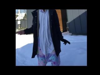 Андрей Майор танцует Крабика (ЗАШКВАРЫ ТОЛСТЫХ ДЕТЕЙ В КВАЙ!)