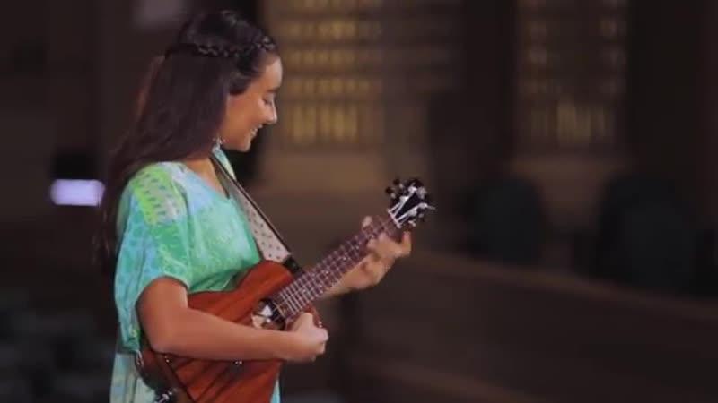 Honoka and Azita - Hawaii 5-0 (HI Sessions Live Music Video)