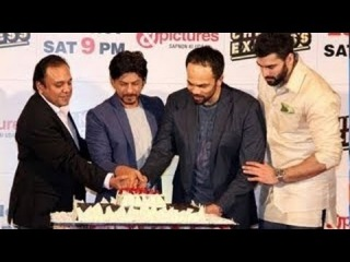 Zee Tv Celebrates The Success Of Chennai Express | Shah Rukh Khan | Rohit Shetty | Deepika Padukone