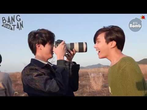 [ENG] 180805 [BANGTAN BOMB] Photographer JIN - BTS (방탄소년단)