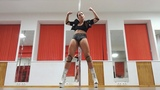 Exotic Pole Dance Alyona Amber Chanel