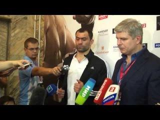 Рахим Чахкиев после боя с Сильгадо рассказал о бое Поветкин - Чарр