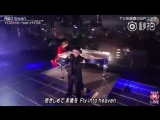 YOSHIKI feat. HYDE - Red Swan - Mステ - MステウルトラFES2018