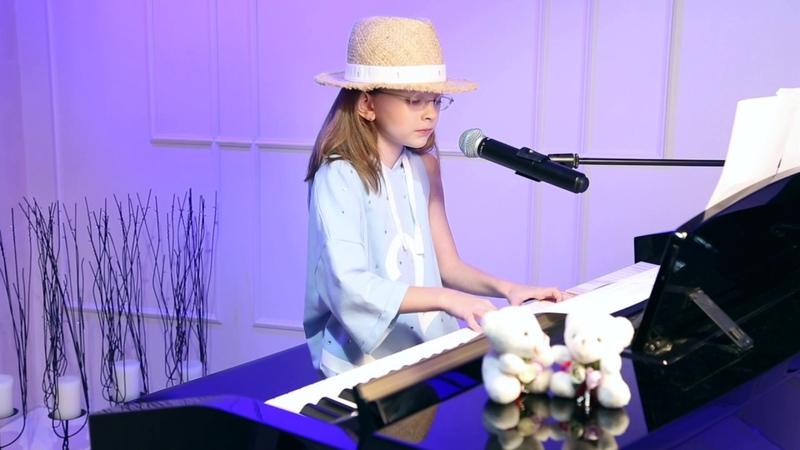 ТРИ ДОРОГИ, ТРИ ПУТИ - ( cover Shodi интернет-кафе Фортуна) - Виктория Старикова - 9 лет