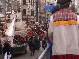 Германия. Кельн - карнавал, Аахен. Феерия