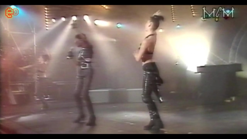 N-Trance - Electronic Pleasure (Live at Dance Floor 1996)