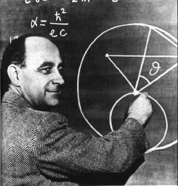 Как физик посоветовал слушать женщин.