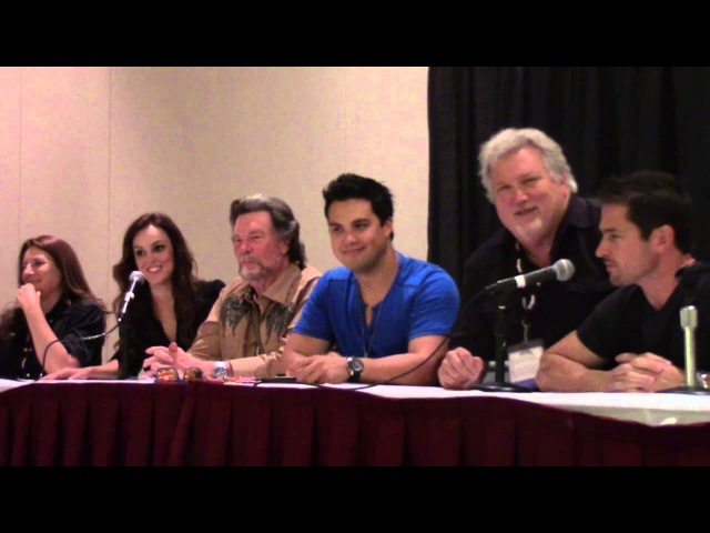 Power Rangers Time Force Cast QA Panel - Power Morphicon 2014 -
