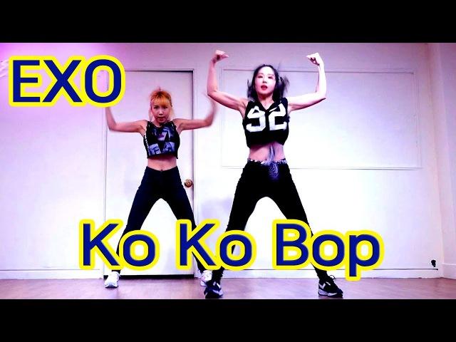 EXO Ko Ko Bop cover dance 엑소 코코밥 안무 Waveya