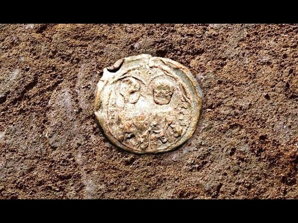 Печать Дамиана История находки 2018 Print of Damian History of the find